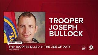 Team coverage of FHP Trooper Joseph Bullock's death