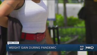 Weight gain and the pandemic