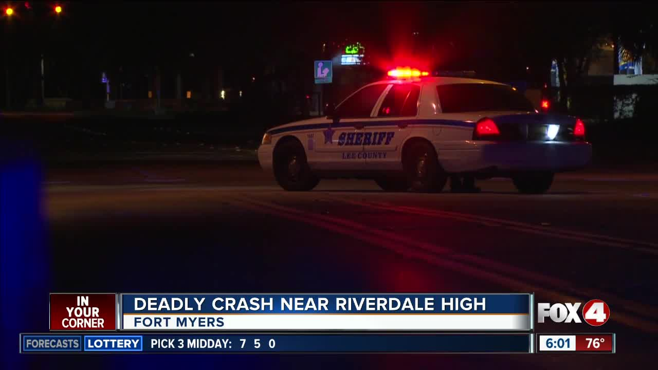Florida Highway Patrol report deadly crash on Buckingham Road in Fort Myers