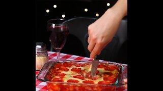 Pepperoni Pizza Baked Gnocchi [GMG Originals]