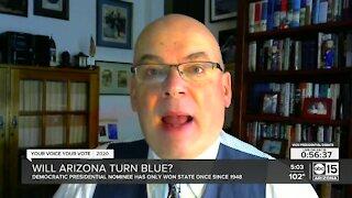 A brief look at Arizona's election history
