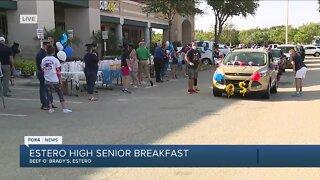 Estero High School celebrates graduating seniors