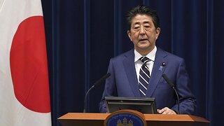 Japan's Prime Minister Declares State Of Emergency Over Coronavirus