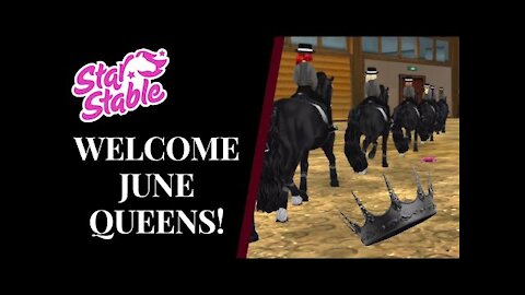 Welcome June Queens! ☀️ 2021 Star Stable Quinn Ponylord