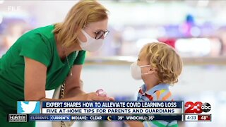 Expert shares how to alleviate COVID learning loss
