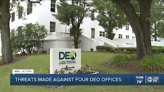 Florida DEO headquarters given 'all-clear' following bomb threat