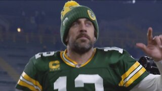 Aaron Rodgers rumors flying with future in doubt