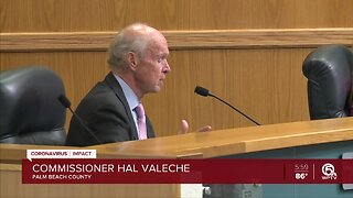 Palm Beach County Commissioners want to reopen