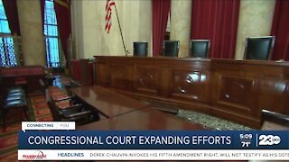 Congress seeks to expand Supreme Court