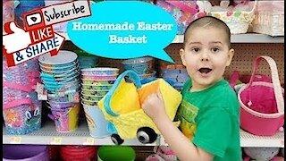 Easter Basket Haul: Shopping For My Homemade Easter Basket