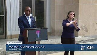 Mayor rescinds KC mask mandate
