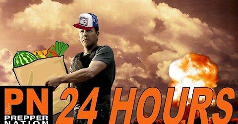 24 Hours Left of the Republic - SHTF