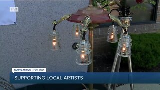 Supporting Metro Detroit Artists