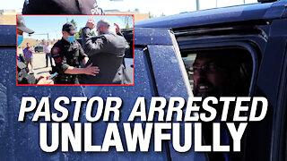 UPDATE: Lawyer says Pastor Tim Stephens unlawfully arrested under amended AHS order
