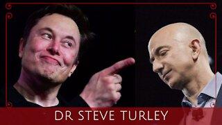 Elon Musk SCORCHES Jeff Bezos as He Calls Out FAKE NEWS Washington Post!!!