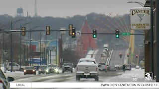 Iowa Department of Transportation works to get road conditions back to near normal