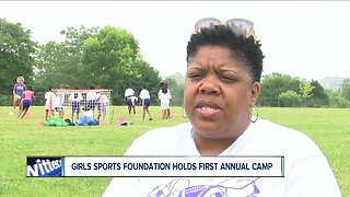 GIRLS Sports Foundation Holds First Camp