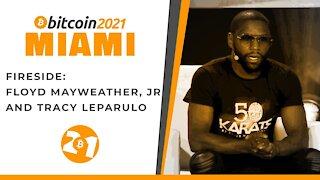 Bitcoin 2021 Miami ft Floyd Mayweather
