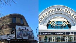 Voici les principaux cinémas qui vont rouvrir (sans popcorn) au Québec en fin de semaine