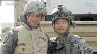 Gary Sinise Travels with the USO and Supports Our Troops!