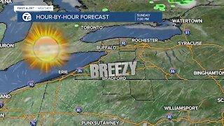 7 First Alert Forecast 11 p.m. Update, Saturday, June 5
