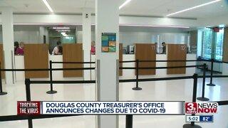 Douglas Co. Treasurer's Office Announces Changes Due to COVID-19