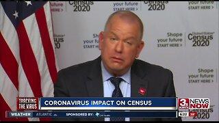 Coronavirus impact on census