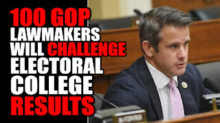 Over 100 GOP Lawmakers Will CHALLENGE Electoral College Results