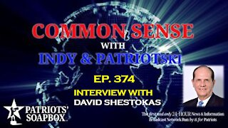 Ep. 374 Interview With David Shestokas