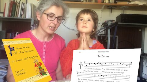 Te Deum (simple) - St Ambrose's Hymn of Thanksgiving
