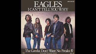 I CAN''T TELL YOU WHY THE EAGLES SMOOTH JAZZ SAX COVER
