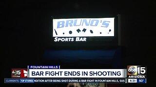 Man shot at bar in Fountain Hills