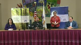 NEWS CONFERENCE: Oneida Nation addresses fatal shooting