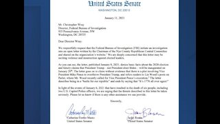 Calls from senators for FBI to investigate a Nye County GOP letter