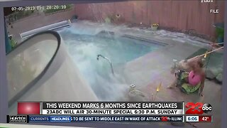 23ABC looks back at Ridgecrest earthquake 6 months later