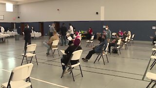 Places of worship in Parma helping out with vaccination effort