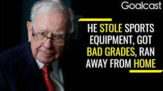 Warren Buffett: The Billionaire Who Never Gave Up