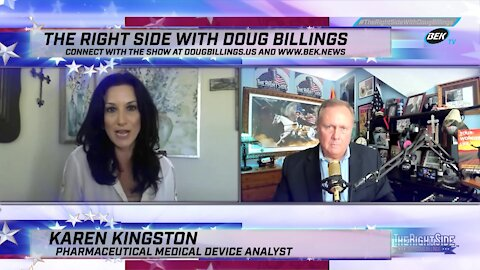 The Right Side with Doug Billings - July 15, 2021