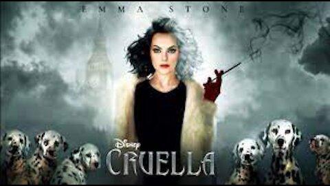 CRUELLA UPCOMING MOVIE trailer(HD) 2021 EMMA WATSON
