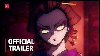 Demon Slayer Season 2 - Official Trailer