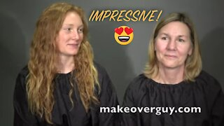 Mother and Daughter Get MAKEOVERGUY® Makeovers
