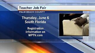 Palm Beach County Job Fair scheduled for June 6