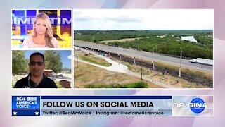 Border Crisis Worsens with THOUSANDS waiting under TX Bridge