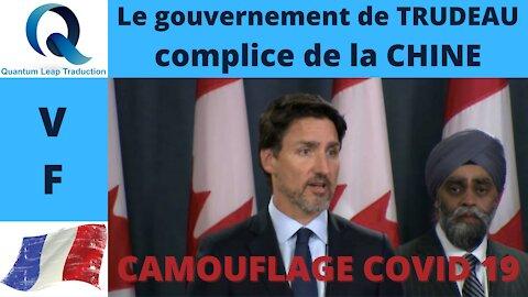 LES DIRIGEANTS CANADIENS ONT LAISSÉ LE VIRUS SE PROPAGER