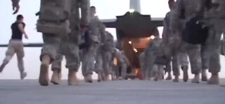 Military prepares for second wave of virus