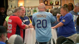 Oak Creek Lions Club host annual Opening Day tailgate party as baseball returns