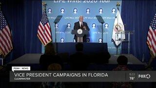 Vice President Mike Pence visits Florida