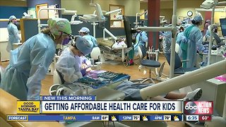 College promotes Florida's affordable kids health insurance
