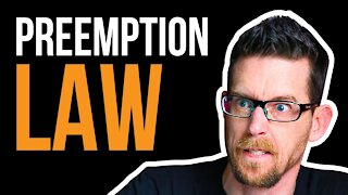 Florida Concealed Carry   What is Preemption Law and Why Does it Matter?