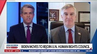 Fleitz Slams Biden for Rejoining U.N. Human Rights Council